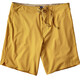 "Patagonia M's Light and Variable Board 18"" Shorts Yurt Yellow"